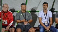 Красимир Балъков, Цанко Цветанов и Александър Нанков избират нов треньор в Етър