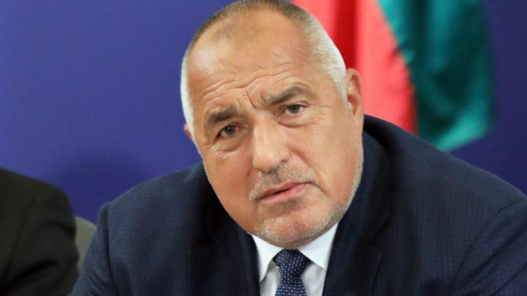 Борисов настоява да се свали охраната на НСО от Доган и Пеевски