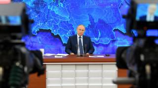 Путин: Русия се справя по-добре с COVID от други страни