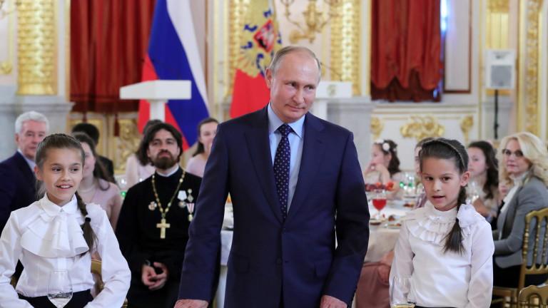 Путин кани Ким Чен-ун на среща във Владивосток през септември