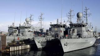 6 патрулни кораба на НАТО акостират в Констанца