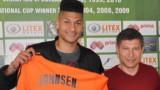 Бивш нападател на Литекс спечели Шампионската лига на Азия