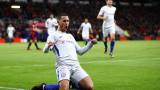 Азар ще пропусне и мача на Челси за Купата на Лигата