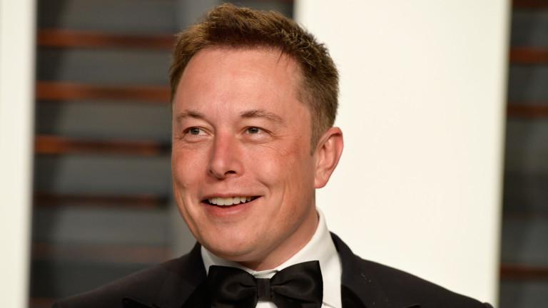 Мъск получи $775 млн. бонус от Tesla