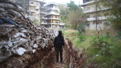 """""""Ислямска държава"""" блокира снабдителен път на сирийските сили"""