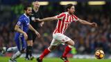 С много проблеми в защитата си: Стоук Сити посреща Челси