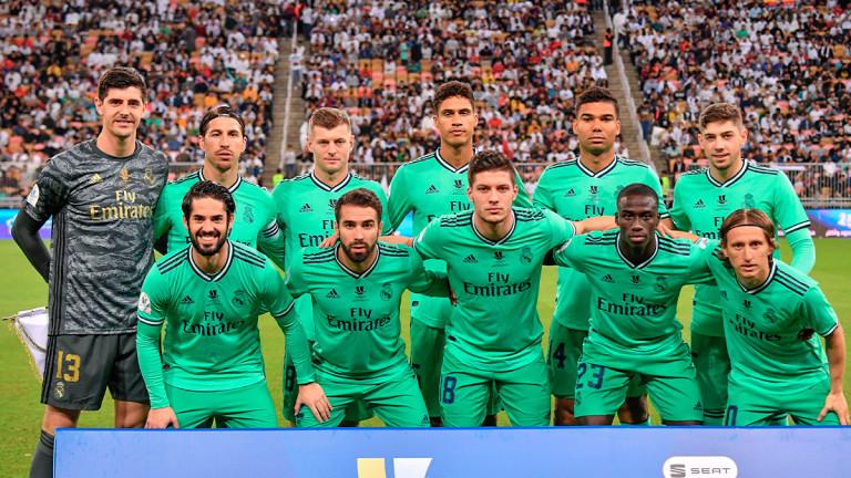 Ръководството на Реал (Мадрид) е постигнало окончателно съгласие с това