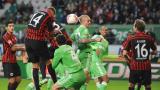 Айнтрахт изпревари Борусия, победи за Майнц и Фортуна