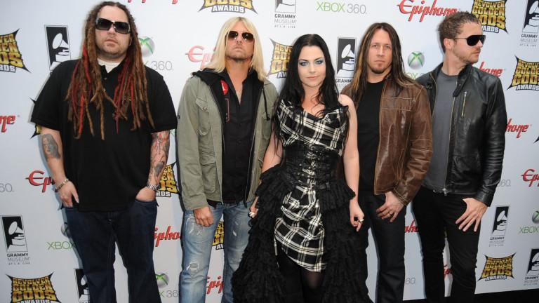Evanescence с концерт в София