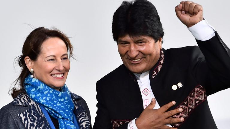 Противниците на Моралес водят на референдума в Боливия