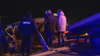 Двама загинали и ранени при катастрофа в Сливенско