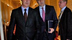 МВР шефът Вучков хвърли оставка, Цветанов го брани
