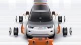 "Fiat Centoventi - ""сглобяем"" EV вариант на Fiat Panda"