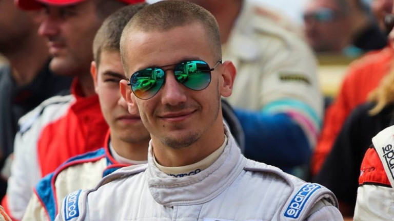 """Иван Влъчков ще стартира от полпозишън в своята серия Туринг на писта """"Бургас"""""""