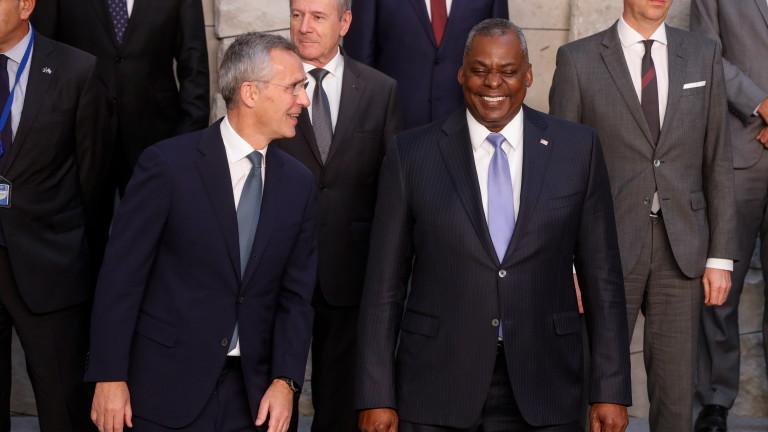 Министрите на отбраната на страните членки НАТО приеха нов генерален