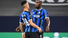 Интер се справи трудно с Хетафе и е напред в Лига Европа