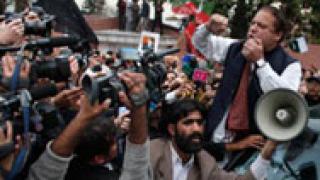 Двете опозиционни партии в Пакистан сформират правителство