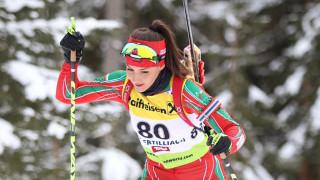 Мария Здравкова финишира 6-та на Европейското за юноши