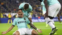 Трансферът на Лаутаро в Барселона става почти невъзможен