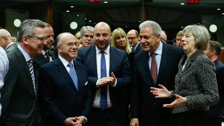 Берлин настоява за нова система за охрана на външните граници на ЕС