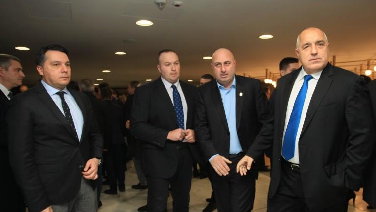 Половин час преди началото на Национална предизборна среща на ГЕРБ