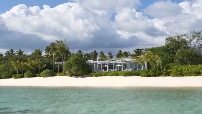 Musha Cay на Бахамите, собственост на Дейвид Копърфийлд, струва $42