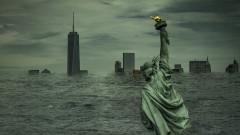 Необратимо покачване на морското равнище през следващите столетия