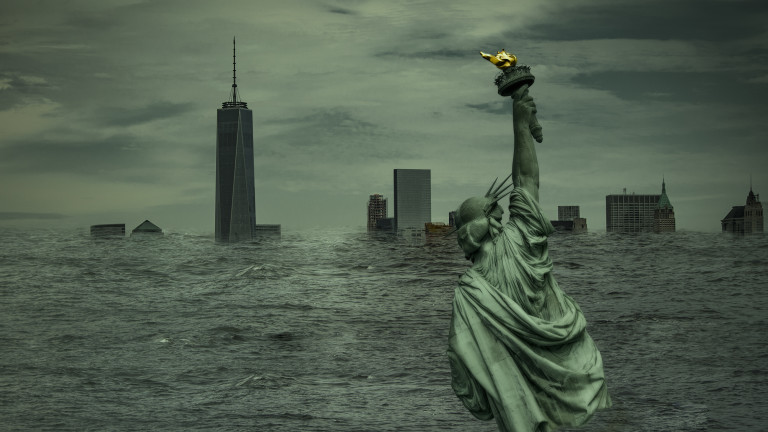 Покачването на морското равнище ще се превърне в сериозно предизвикателство