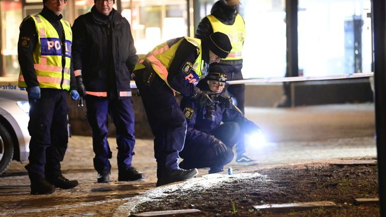 Полицията нахлу в апартамент в южния шведски град Ветланда. Властите