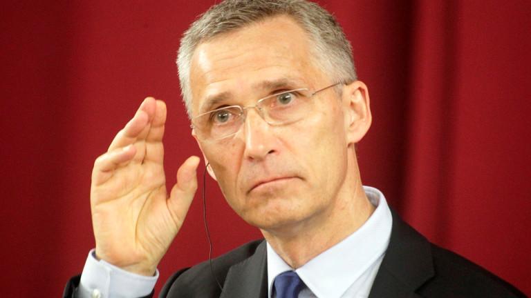 НАТО следи зорко руските маневри и учения, настоява за прозрачност