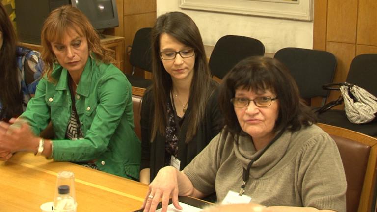За трите законопроекта за хората с увреждания, чието изготвяне се