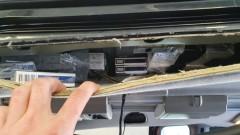 Митничари откриха контрабандни цигари в тавана на автобус за Испания