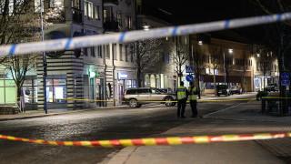 Мотивът за нападението с нож в Швеция все още неясен