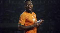 Изненада! Без Ебуе в състава на Кот д'Ивоар
