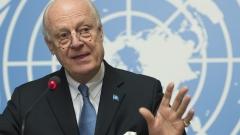 Няма план Б за Сирия, предупреди специалният пратеник на ООН