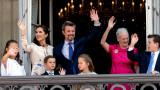 Датското кралско семейство, кралица Маргрет II, принц Фредерик и посещението им в Аржентина