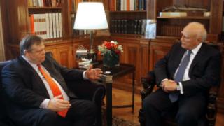 Президентът на Гърция продължава усилията за формиране на правителство