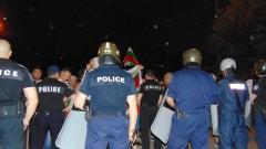 Трима задържани след протеста в Асеновград