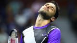 Григор Димитров загуби от Даниил Медведев полуфинала на US Open 2019