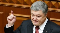 """Порошенко иска принудително изпълнение за 2,6 млрд. дълг на """"Газпром"""""""