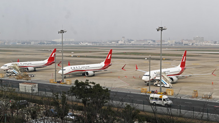 Великобритания се присъедини към редица държави, които приземиха Boeing 737