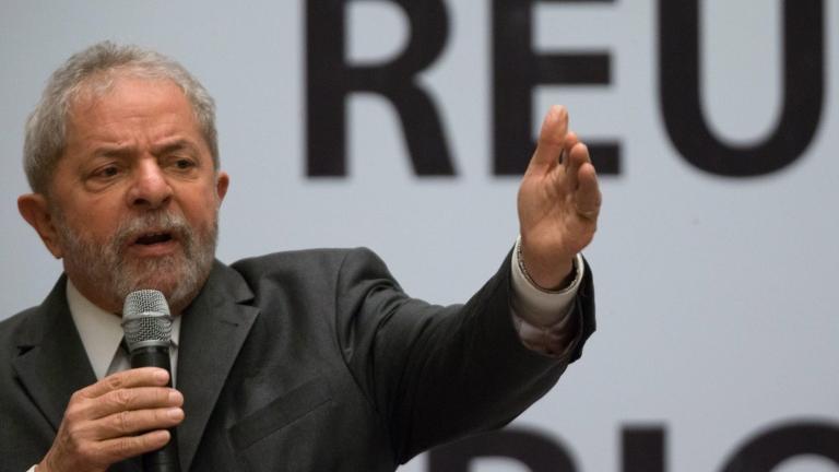 Лула да Силва остава в затвора