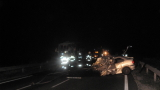 Двама загинали и трима в болница след челен сблъсък край Монтана