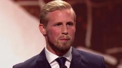 Каспер Шмайхел е футболист №1 на Дания