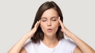 Как да спрем да пипаме лицето си