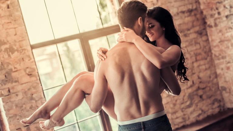Защо да правим секс на светло