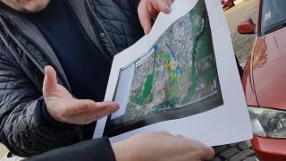 """Жители на """"Горубляне"""" протестират заради конфискувани имоти в """"Младост"""""""