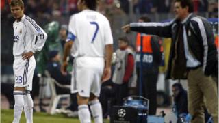 Роналдо и Бекъм извън състава на Реал срещу Лион