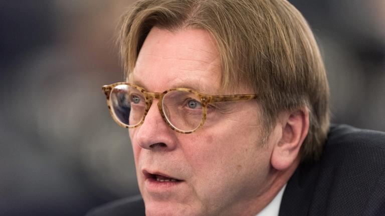 Верхофстад: Виждам организиран опит на Русия да разруши ЕС