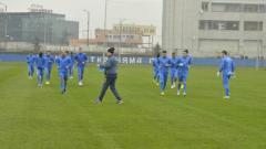Левски тренира за последно в София преди втория лагер